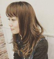 モテ髪 ゆるふわスタイル