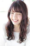 【Hair Dco】ベリーピンク☆ナミ髪