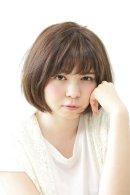 【HairDco】ヌーディ―ボブ☆シンプル☆ショート