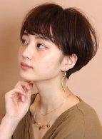 簡単スタイリング☆大人可愛いショートヘア