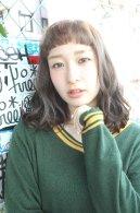 憧れの可愛い髪型は眉上バング♡外国人風パーマはロブヘアー【LOAWe】【江田有希】