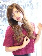 マギーちゃん風ヘアスタイル・髪型