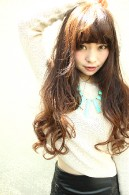 ♡new long gradation color♡【江田有希】【下北沢】